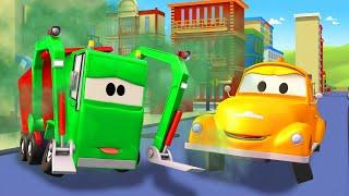 Odtahové auto pro děti - Popelářské auto Gary