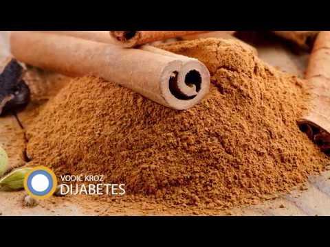 Prepelica jaje dijabetesa melitusa tip 2