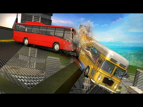 Demolition Derby School Bus (by Tapinator Inc) Android Gameplay [HD]