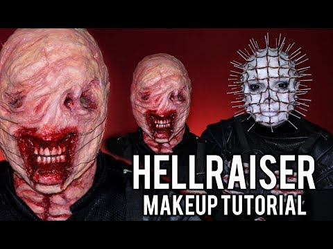 CHATTERER | HALLOWEEN COSTUME MAKEUP TUTORIAL COLLAB W/ JORDAN HANZ