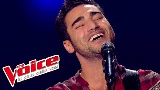 The Voice 2014│Kenzy - La Mer (Charles Trenet)│Blind audition