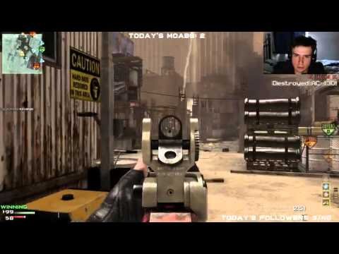 MW3 How To Get A MOAB on Hardhat! - смотреть онлайн на Hah Life