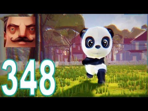 DOWNLOAD: My New Neighbor Panda Act 1 Hello Neighbor Gameplay