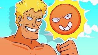 YO MAMA SO UGLY! The Sun