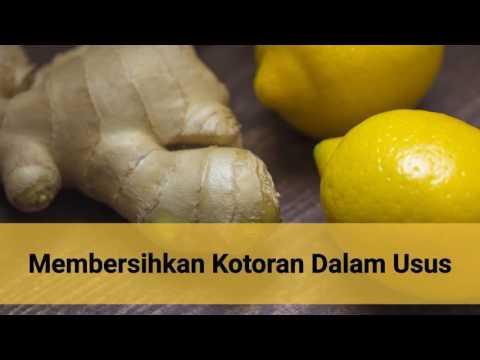Cara menggunakan jahe dengan madu untuk menurunkan berat badan