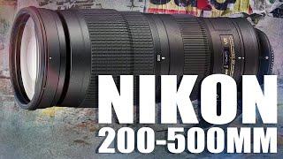 Nikon AF-S FX NIKKOR 200-500mm f/5.6E ED Lens Review