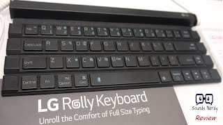 LG Rolly Keyboard Review
