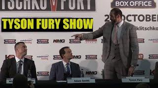 Tyson Fury Trash Talk King Part 2