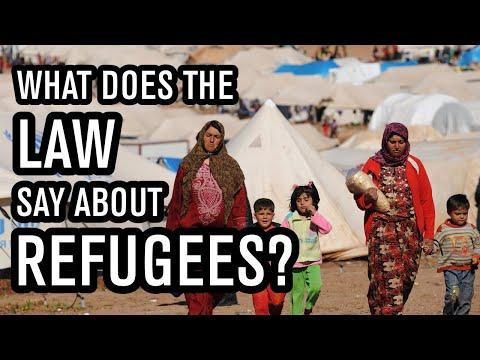 Refugees, Asylum Seekers & Laws | BadEmpanada