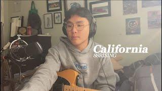 California - 88RISING (acoustic cover)