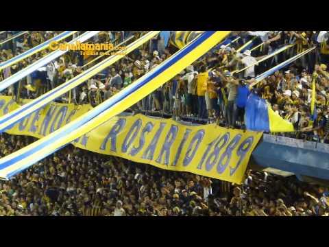 """""""Hinchada Rosario Central vs Crucero del Norte 26-04-13 (Canallamania.com) HD"""" Barra: Los Guerreros • Club: Rosario Central"""