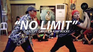 "MATTXAC | ""No Limit"" G-Eazy Ft. Cardi B & Asap Rocky"