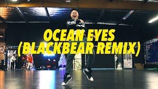 Ocean Eyes (Blackbear Remix) | @Claydohboon Choreography