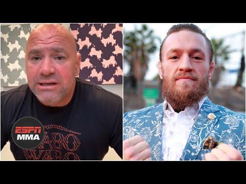 Dana White on Conor McGregor's request for 2020 fight and Khabib vs. Justin Gaethje | ESPN MMA