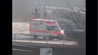 Ambulance Crash Compilation #2