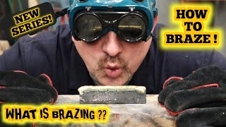How to braze. Everything about brazing and way more!