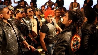 The Making of Son Of Sardaar Title Song