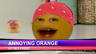 Annoying Orange - Kitchen Intruder (Bed Intruder Spoof) with AutoTune remix!