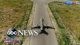 Russia warns US about possible Syria strike - Video Youtube