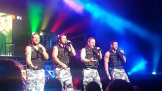 98 Degrees *Do You Wanna Dance* My2KTour Wolftrap 8/13/16
