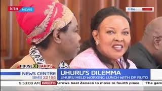 House of Cards: Uhuru's Dilemma