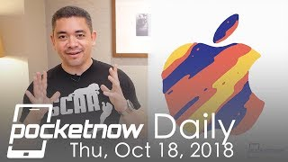Apple's iPad Event on October 30th, OnePlus 6T on Verizon & more