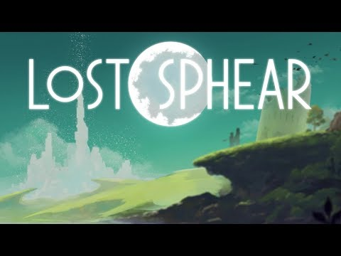 Lost Sphear Announcement Trailer thumbnail
