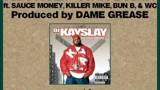 Joe Budden - Coast 2 Coast Gangstas ft. Sauce Money, Killer Mike, Bun B, & WC