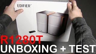 Edifier R1280T: Unboxing und Test - viel Krawall für unter 100 €