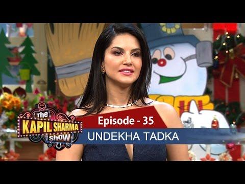 Undekha Tadka   Ep 35   Sunny Leone - The Kapil Sharma Show   Sony LIV   HD