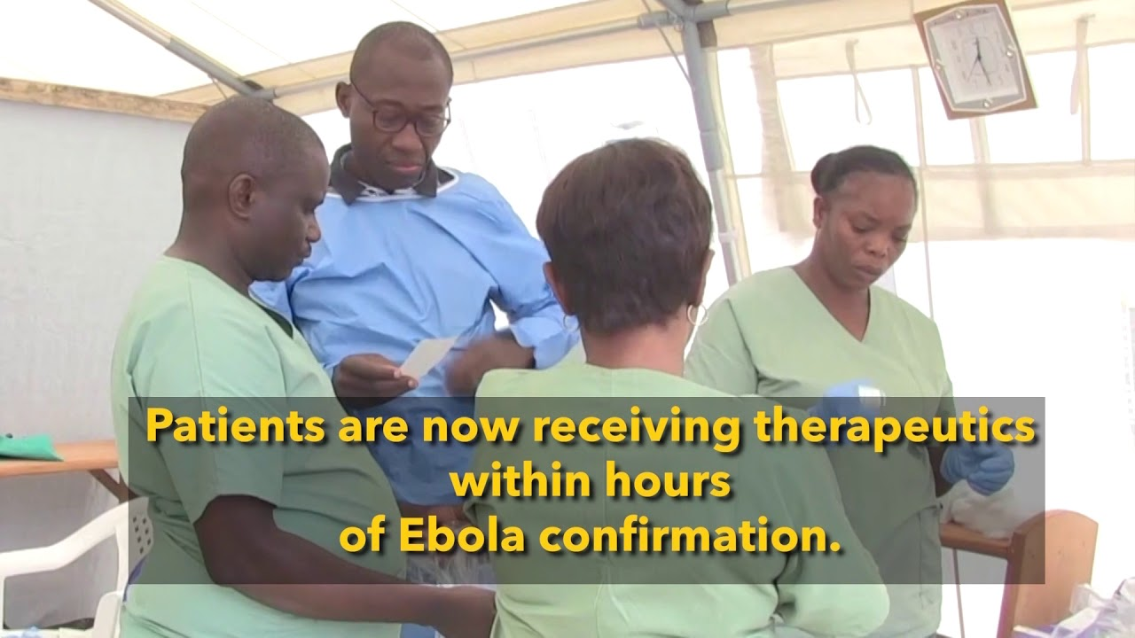 "2001 NC Fellow William ""Billy"" Fischer on new Ebola therapeutic treatments"