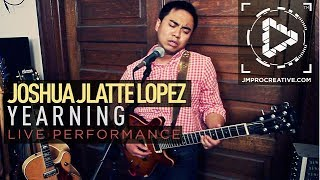 Donell Jones - Yearning (Live Studio Band Cover) - Joshua Jlatte Lopez