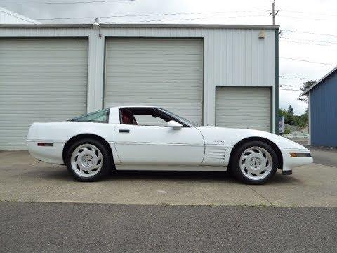 Video of '92 Corvette ZR1 - Q5GV