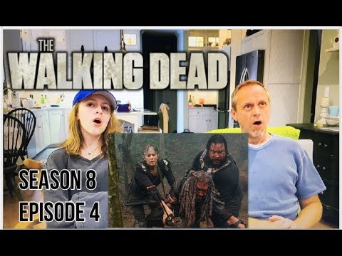 The Walking Dead - 8x4 Some Guy - Reaction