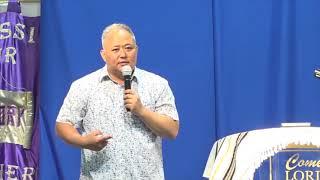"""Ps Andy Limbu at Mahanaim Life Ministry - Message """"Fire"""" 30 Nov 2019"""