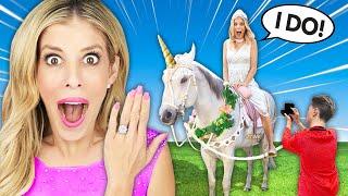 I Got Proposed to on a Unicorn for Prom! - Rebecca Zamolo