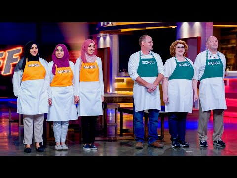 And The Winners of Family Food Fight Season 1 Are... - Family Food Fight