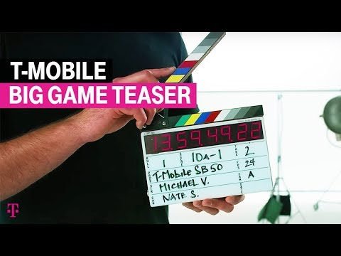 T-Mobile Commercial for Super Bowl 50 2016 (2016) (Television Commercial)