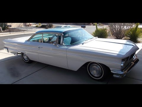 1960 Pontiac Parisienne (CC-1311029) for sale in Tucson, AZ - Arizona