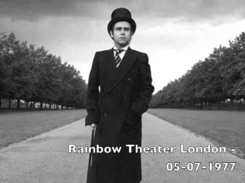 05. Elton John - Sweet Painted Lady - (Live at Rainbow Theater London - 05-07-1977)