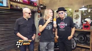 Momento Música - Os Três Guitarristas