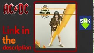 """DOWNLOAD """"High Voltage"""" AC/DC - [Mega]"""