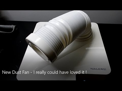 FAILED - DUST FAN Review  ----It Looks AWESOME ! -----------I could Have LOVED IT ! ☹️😭