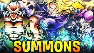 Dokkan Battle) Goku's Family Takes on Super Battle Road And
