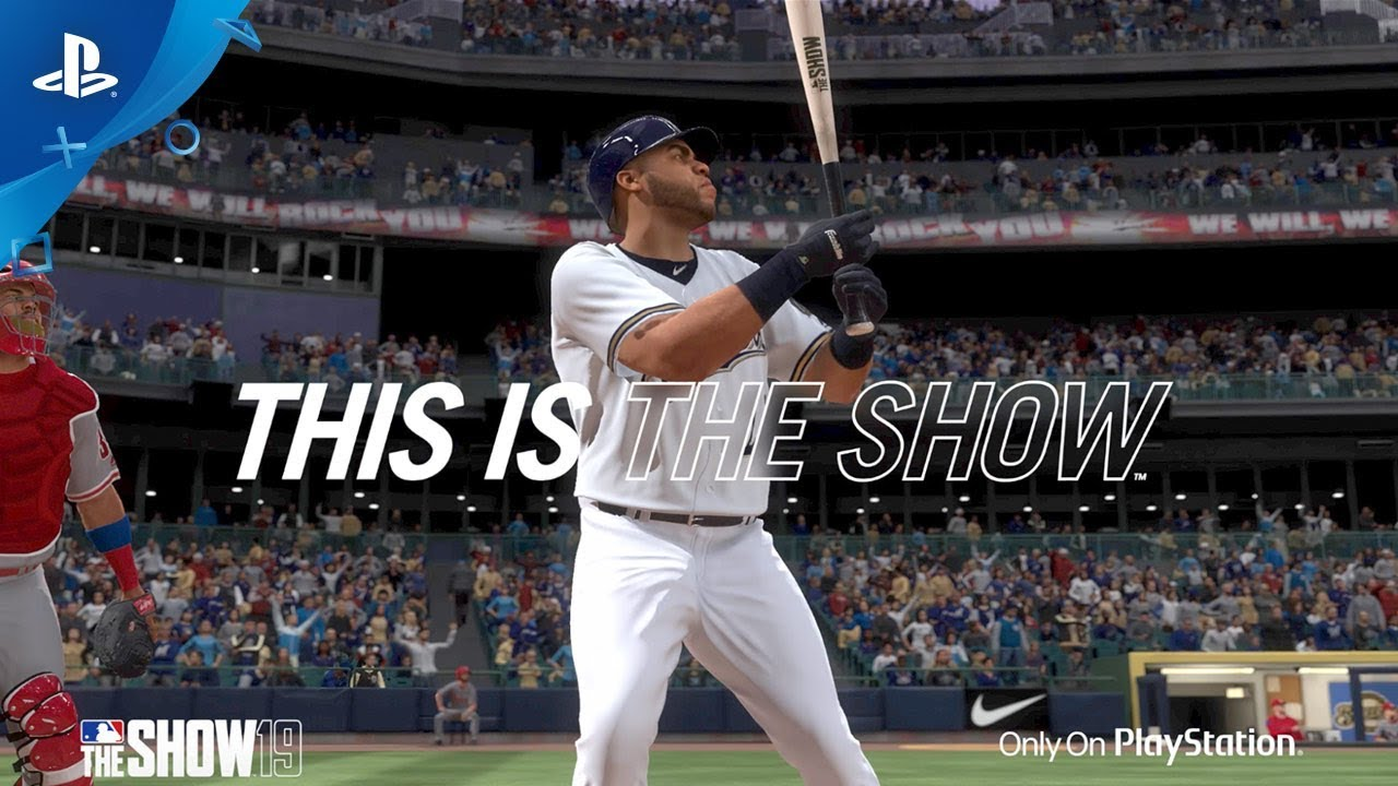 Este es el Tráiler de Gameplay de MLB The Show 19
