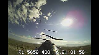 Another FPV Flight on the UMX Turbo Timber