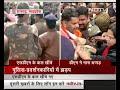 MP के Rajgarh में CAA समर्थक रैली में झड़प, DM ने BJP कार्यकर्ता को जड़ा थप्पड़ - Video