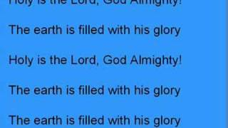 Chris Tomlin - Holy Is The Lord Lyrics