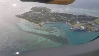 seaplane fly in maldives
