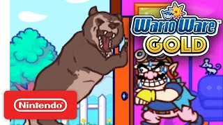 WarioWare Gold - Accolades Trailer - Nintendo 3DS - Video Youtube